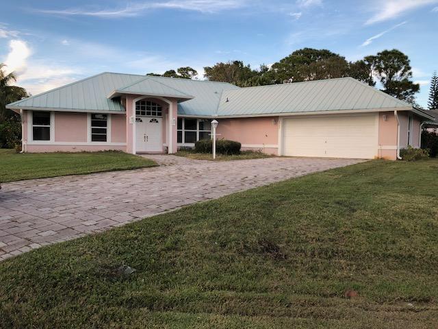 Port Saint Lucie Home for Sale